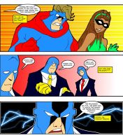 """3IM """"Eviltarians 2"""" Page 2 by RossK"""