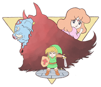 The Legend of Zelda: The Hyrule Fantasy by TheFReeLaND
