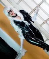 Black Cat - Spiderman by DollK