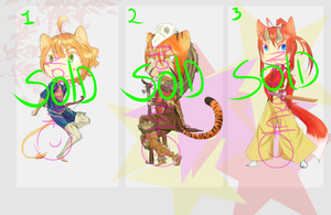 2nd Adopt Auction CLOSED by Takapyon
