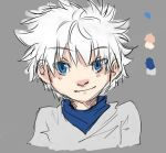 Killua WIP by Enyae