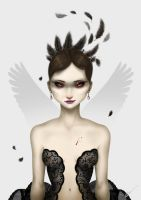 Black Swan by RocioGarciaART