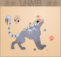 Unmei-Reference 2010 by Kitchiki