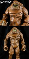 Custom DC Universe Clayface figure by Jin-Saotome
