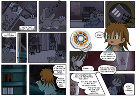 Digimon 2.5 Pages 7 and 8 by CherrygirlUK19