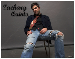 Zachary Quinto by Emme-Gray