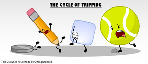 The Cycle Of Tripping by GatlingGroink58