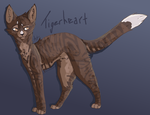 Tigerheart by narwhalstache