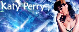 Katy Perry Signature by burakdesign