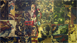 Marvel vs DC - Comic style - 1080p Wallpaper by Omegas82128