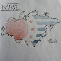 United States of Eurasia by originofemilie
