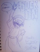 Toph for Eleanor by Yamino