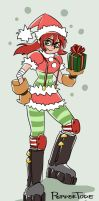 Holiday Gertrude 2013 by PEPPERTODE