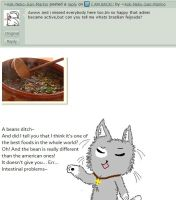 Question 32: Feijoada~ by AskBrazilNeko