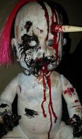 Infant Damnation Close up by satanen