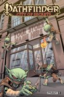 Pathfinder City of Secrets#1-Retailer Exclusive by Ross-A-Campbell