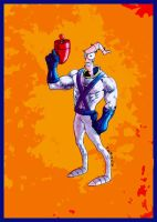 Earthworm Jim by Torgos