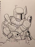 May is Mando 1 by MARR-PHEOS