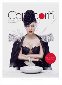 Capricorn 2010- Cover by emi-Chen