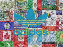Adidas world by hedgiee