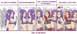 ..Fanservice anyone? by Hellenor