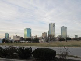Fort Worth, Texas by eon-krate32