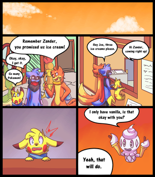 Hope In Friends Chapter 3 Page 1 by Zander-The-Artist