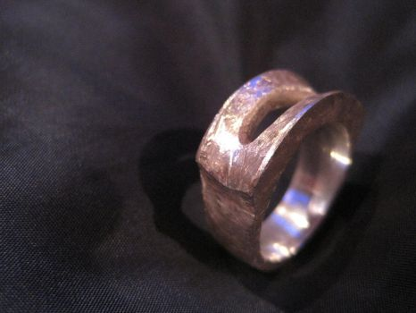 Punch Ring by Hattieness