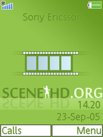 SE K810i SceneHD theme by 5t3f4n