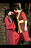 Look at Me - Zuko and Mai by HerSilhouette