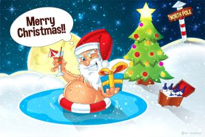 Merry Christmas!! by pho001boss