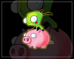 Gir color by dreamwatcher7