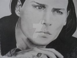 Young Johnny Depp by esromixmiamor