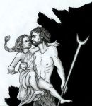 Hades abducts Persephone_by_si by monstersandmaidens