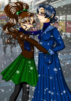 Cold hands - warm hearts by elila