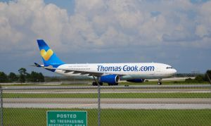 Thomas Cook Airbus A330-243 by AnthonyC12