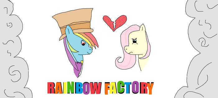 Rainbow Factory by ginia100