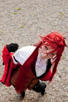 Grell - Dancing by abolechander