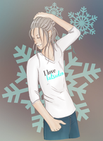 Vitya on ICE by Peach-8D