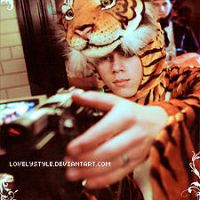 NICK TIGER by lovelystyle