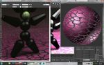 Magnetic Bot of Big Hero 6 - Bot WIP4 by Unreal-Forever