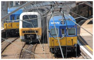 Trains at Newcastle by Belldandy1