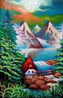 Alpine Village 3 by ninelkl