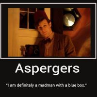 Aspergers by Chaser1992