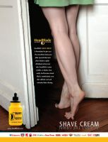 AD for Skinnie Magazine by rightindex