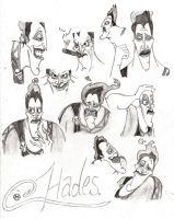 Hades by princesspomegranate