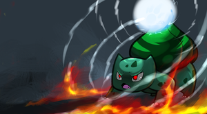 Fighting Through The Flames by TheBlazingK