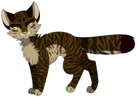 .:Tigerstar:. by Joker-Darling