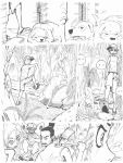 my last comic another page by ArMan2Mangaka