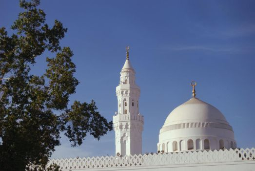 AlQiblatain-Mosque by Alahlawy29